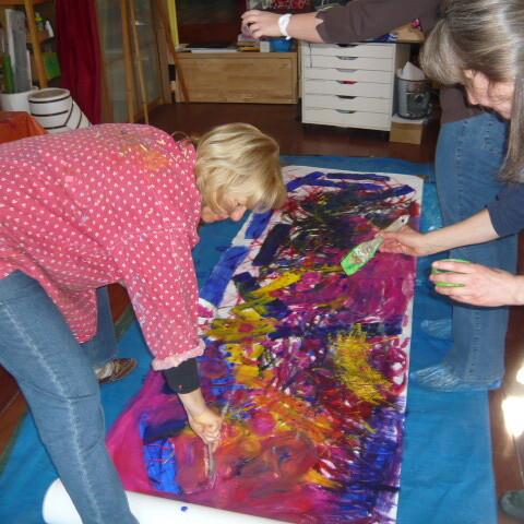 Fortbildung in der Phantasiewerkstatt: Entdecke den Künstler in Dir