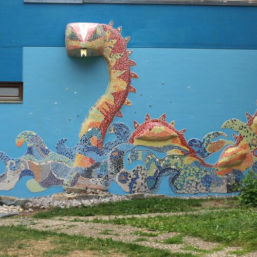 Mosaikprojekt Würmtalschule Merklingen, Klasse 9 und 10