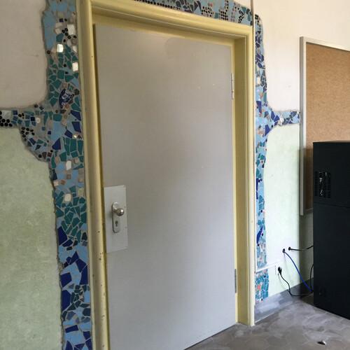 Mosaikprojekt Paul Lechler Schule in Böblingen